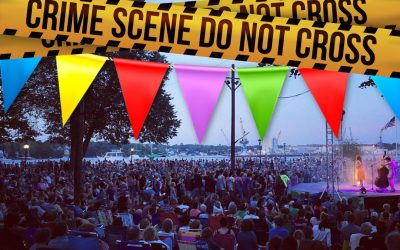 Woman Dies at PPAF Opener as Paramedics Foiled by Rope Barrier