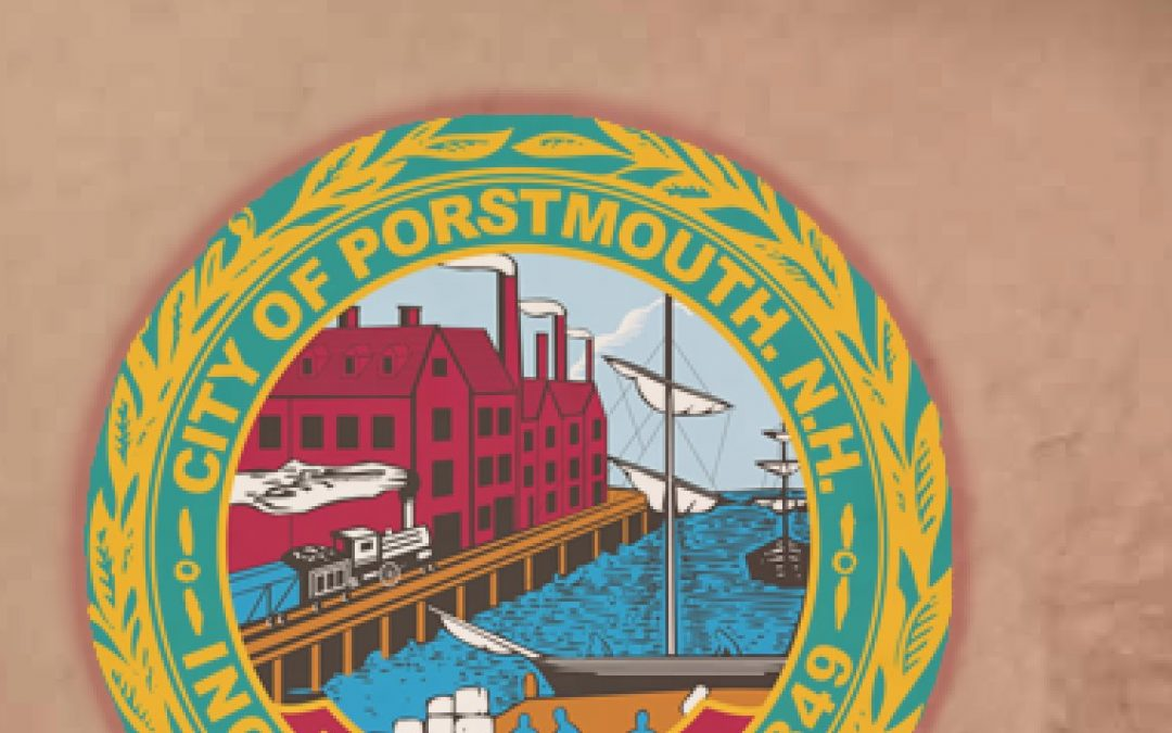 City of Porstmouth Unveils New Name and Logo Unrelated to Councilor's Tattoo